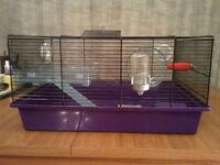 HAMSTER, GERBIL & RAT CAGES