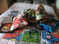 Avengers bedroom furniture