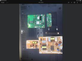 Panasonic TXLSOB6B tv parts