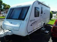 Compass Corona Club 4 Berth Excellent Condition with Extras