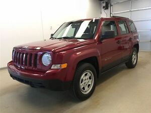 2012 Jeep Patriot SPORT - FWD fuel economy!