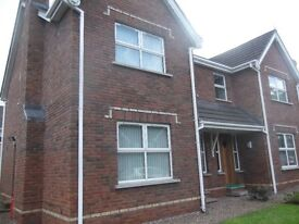 To Let 3 Bedroom Semi-Detached House, Lower Ballinderry, Lisburn