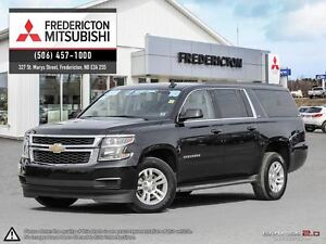 2016 Chevrolet Suburban LS! 4X4! 8-SEATER! BACKUP CAM! ONLY 42K!