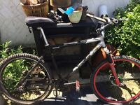Coyote mountain bike