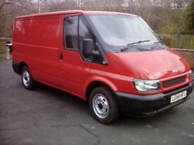 2004 Ford Transitm 12 months Mot, No rust issues, Excellent condition