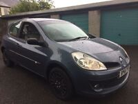 NEW SHAPE RENAULT CLIO MOT JAN 2018 CHEAPER PX WELCOME £895