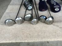 Callaway golf clubs big berthas