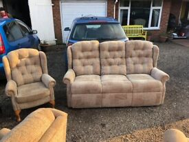 HSL 3 Seater Woborn Sofa