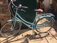 Beautiful ladies Bobbin Birdie bicycle