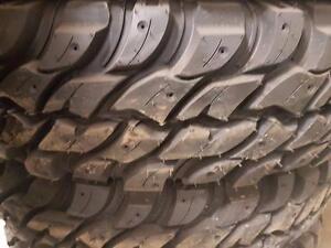 4 pneus d'été neuf, Hercules, Trail Digger M/T, LT235/85/16.