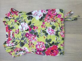 Next size 12 short sleeved top. Ex. condition.