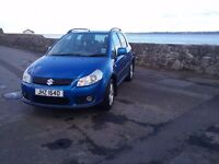 April 2007 Suzuki Sx4 Glx