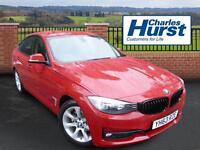 BMW 3 Series 320D SE GRAN TURISMO (red) 2013-10-15