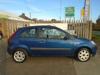 FORD FIESTA 1.25 Style 3dr (blue) 2008