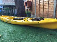 Ocean kayak imported fro New Zealand