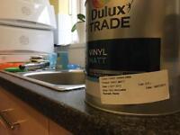 PAINT DULUX 2.5 litre BNIB UNOPENED