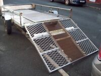 Apache quad trailer