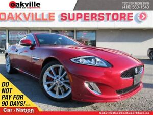 2014 Jaguar XK XKR | 500 HP!! | LEATHER | NAVI | VERY RARE!