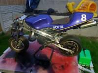mini moto project
