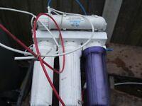 Small reverse Osmosis pro unit