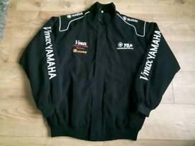 VMAX Yamaha Black Casual Jacket Size XXL