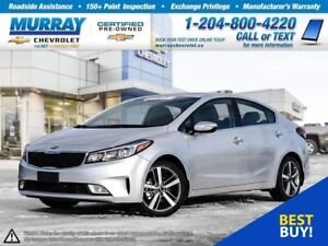 2017 Kia Forte *Bluetooth, Rear View Camera, Heated Seats*