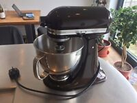 KitchenAid Artisan 4.8L Mixer Espresso colour + Spiralizer attachement