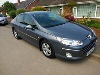 Peugeot 407 Sport 1.6 HDi - Low mileage and FSH - Excellent condition inside and out