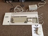 Commodore Amiga A1200 with 170MB Overdrive Harddrive and Blizzard 1230 030 @ 50MHz with 4MB Fast RAM