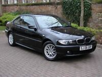 FINANCE AVAILABLE!!! 2006 BMW 3 SERIES 2.0 318Ci ES 2dr COUPE, LONG MOT, AA WARRANTY