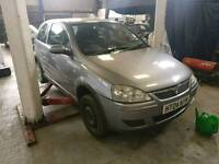 Vauxhall Corsa 1.2 Spares or Repairs, Runs, Drivers, Still MOTed