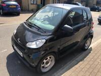 Smart Fortwo 2009 1.0 automatic hpi clear quick sale price