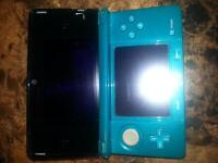 For Sale - Nintendo 3Ds, plus downloads and 2 3Ds games