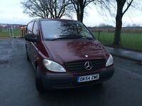 Mercedes vito 54 111 Cdi 54 plate