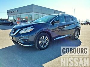 2016 Nissan Murano SL Navi Leather  FREE Delivery