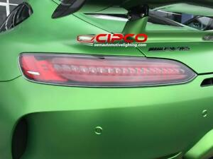 2016 Mercedes Benz AMG GTS Left LED Tail Light | Tail Lamp Used | Clean & Undamaged