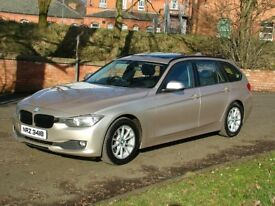 2014 (Sept) BMW 320D TOURING AUTOMATIC £9950
