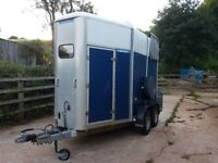 Ifor Williams 505 Blue Horse Trailer
