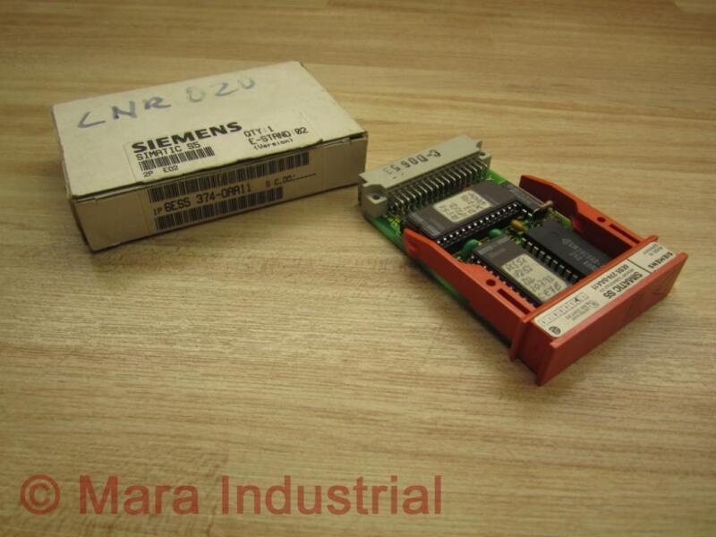 Siemens 6ES5 374-0AA11 Memory Module