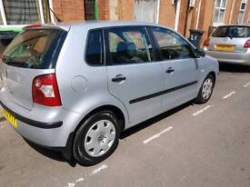 vw polo 1.2 petro very good condition driving ok no problem