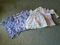 Baby girls 6-9 months dresses