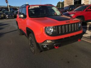 2017 Jeep Renegade REDUCED OVER $2000! JUST LIKE NEW!