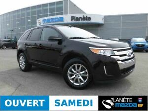 2014 FORD EDGE AWD SEL TOIT PANORAMIQUE CUIR NAV