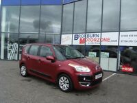 2009 59 CITROEN C3 PICASSO 1.6 PICASSO VTR PLUS HDI 5d FREE 12 MONTHS MOT ** GUARANTEED FINANCE **