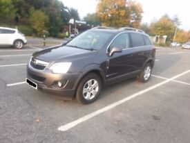 VAUXHALL ANTARA 2,2 Diesel Stop/Start FVSH, Superb Condition,62 Plate