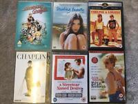DVDs - random mix of 6 DVDs for a fiver