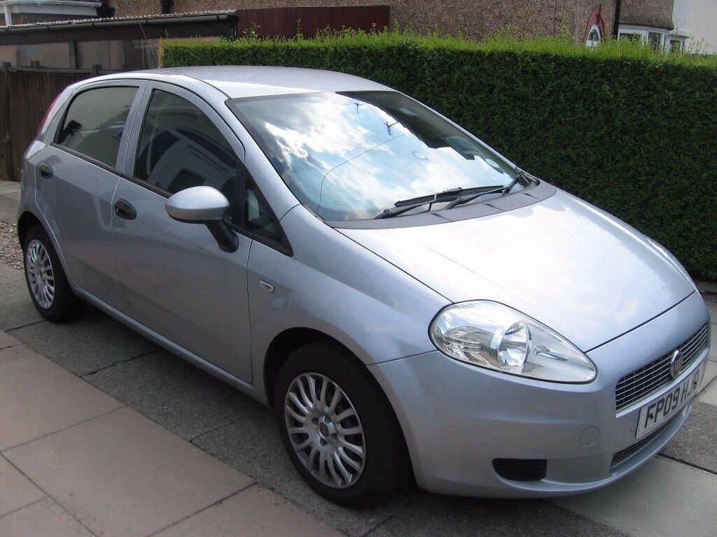 Fiat Grande Punto 1.3 Multijet, 5dr