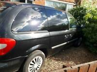 Chrysler voyager 2.5 diesel, 7 seater for sale