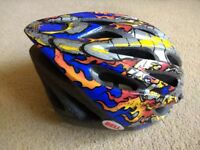 Kids cycle helmet 50-57cm