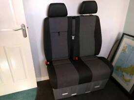 VW crafter double passenger seat Excellent condition